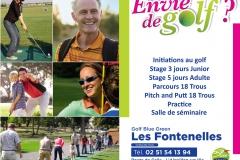 Envie de golf Fontenelles